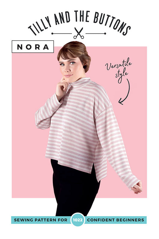 Tilly & the Buttons Nora Top