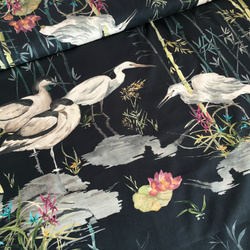Cotton Lawn Rushland Heron
