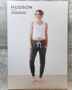 True Bias Hudson Pant Sewing Patterns - Cotton Reel Studio