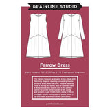 Grainline Studio Farrow Dress Sewing Patterns - Cotton Reel Studio