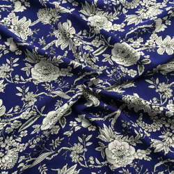 Viscose Amelia Royal Blue