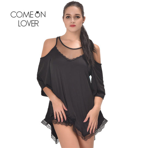 Plus Size Lingerie Nightdress Exotic Sexy Lingerie Babydolls