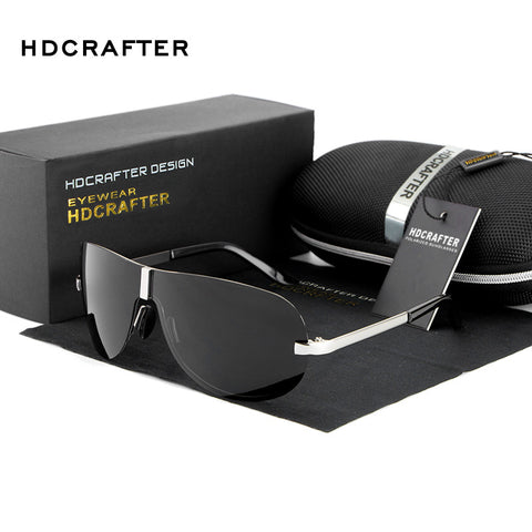 Fashion Polarized Outdoor Driving Sunglasses
