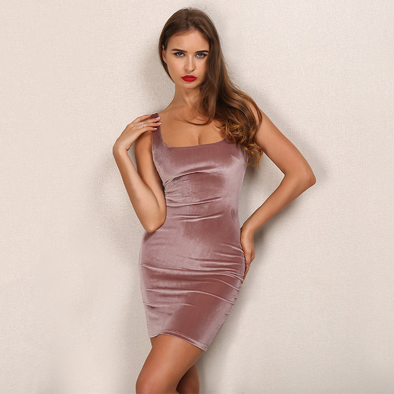 ce79387621 HUN Velvet Dress – LUX HUN