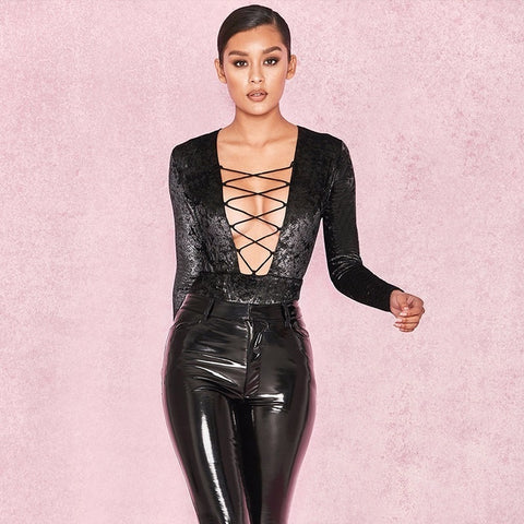 Cat Woman Bodysuit