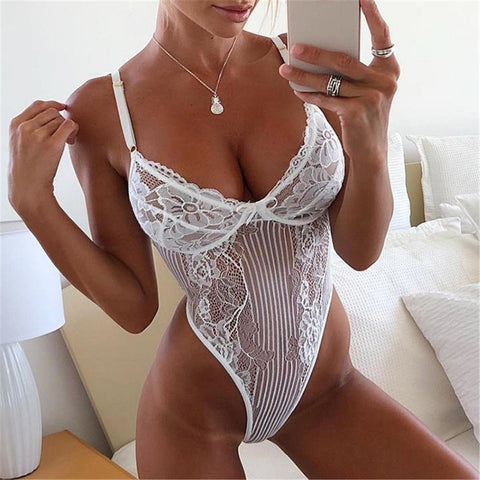 Julie Lace Bodysuit