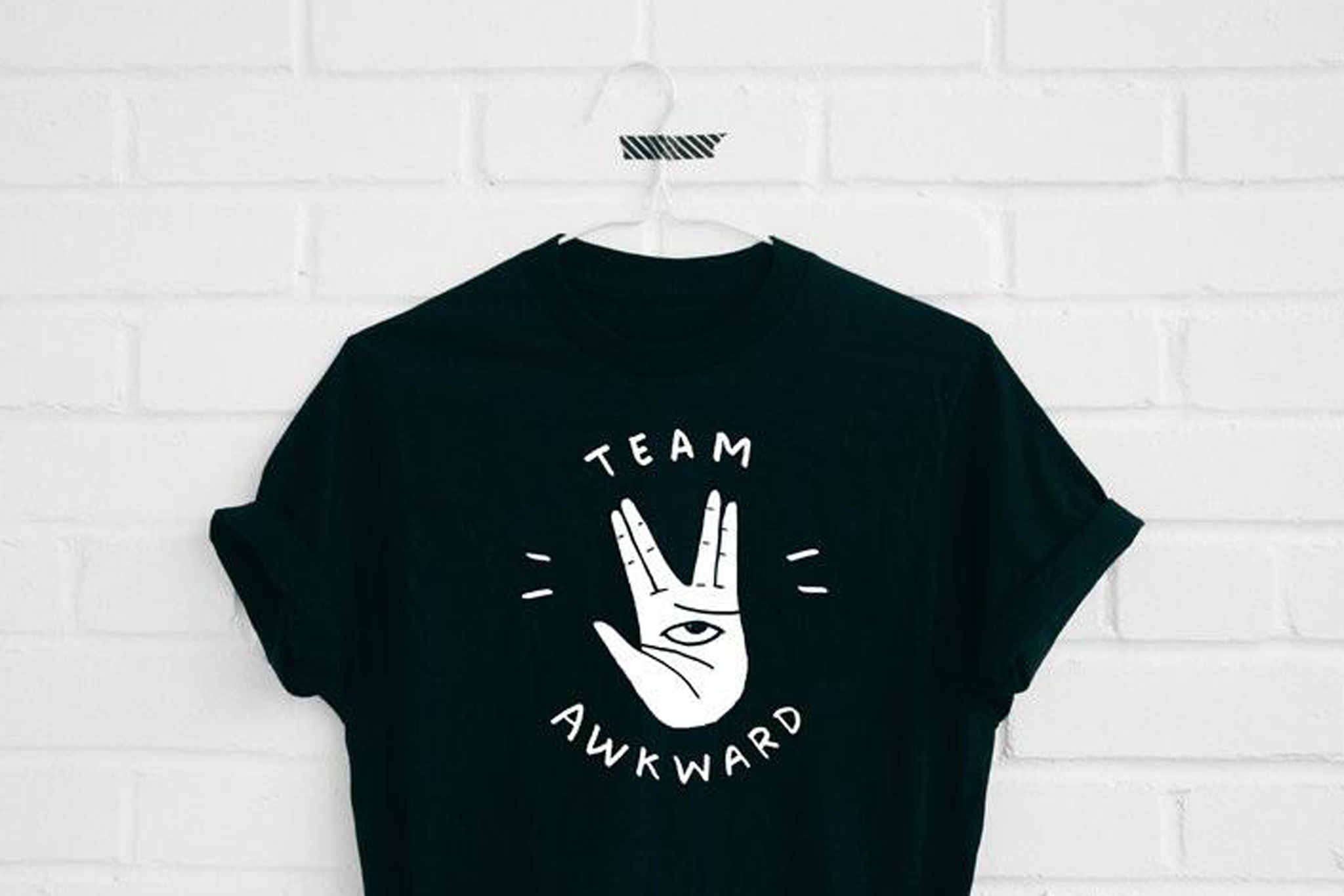 T-shirt - Team Awkward