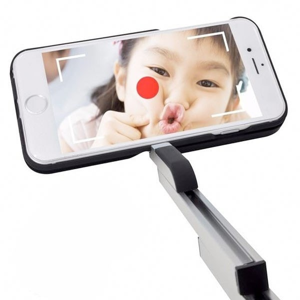 Kwik Selfie Stick Case for iPhone 6/6S