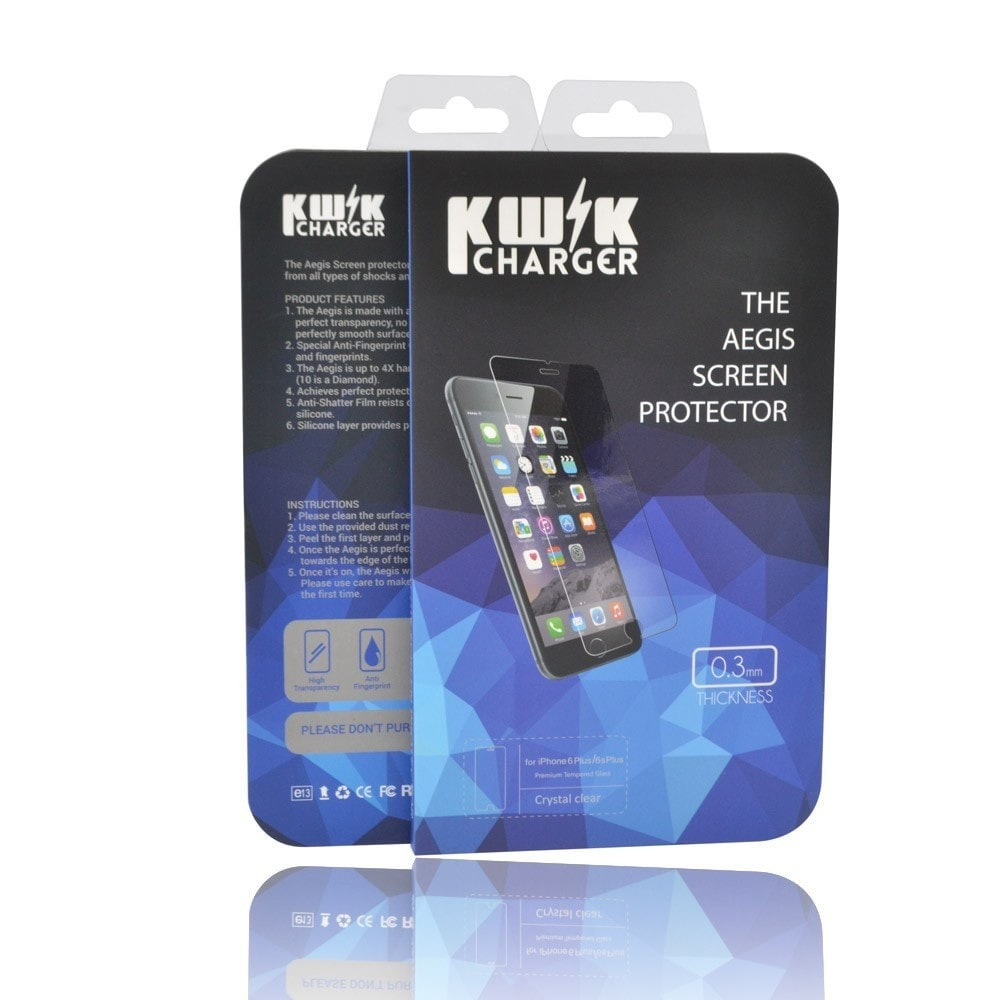 The Aegis Screen Protector for iPhone