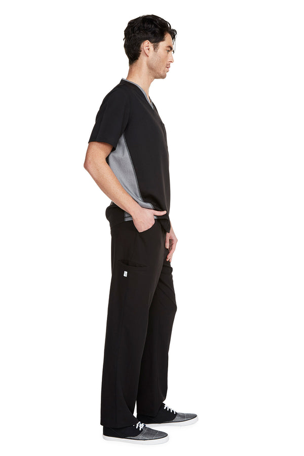 "Men's ""Sport Scrub"" Pant - Black"