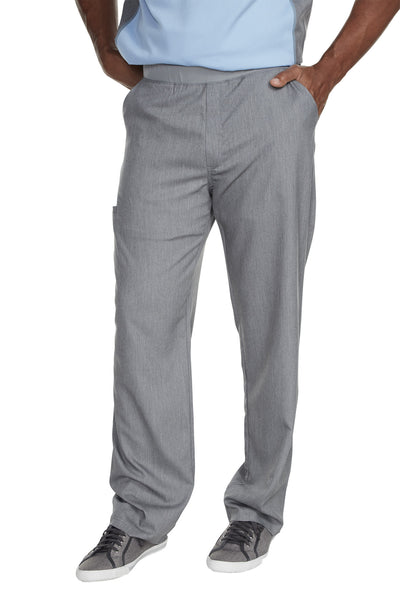 "Men's ""Sport Scrub"" Pant - Heather Grey"