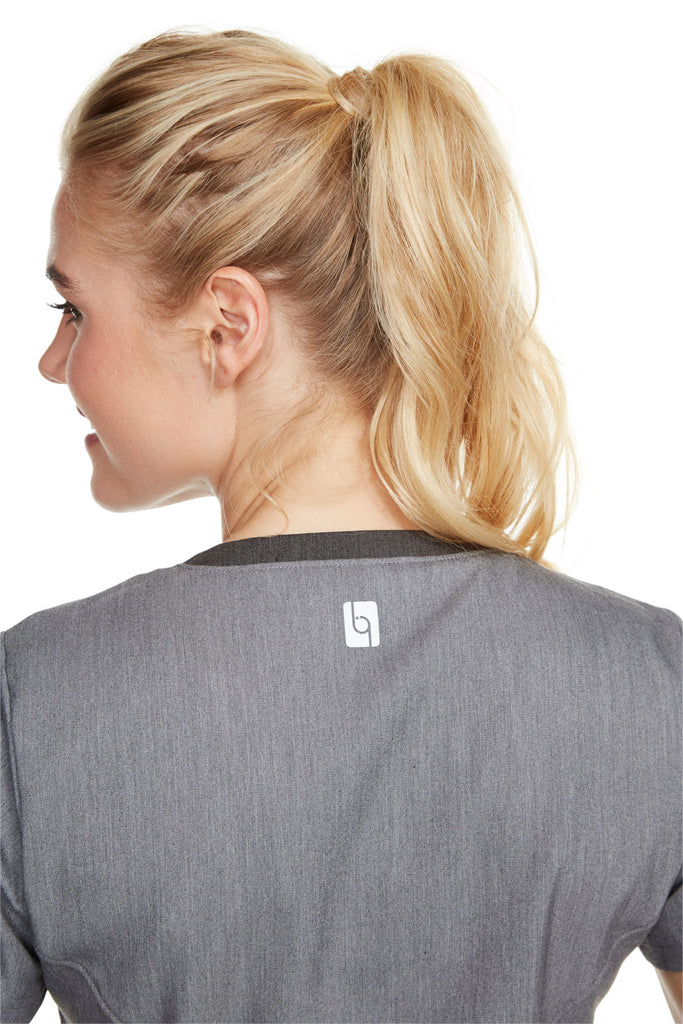 "Women's ""Better Than Basic"" Top - Heather Grey"
