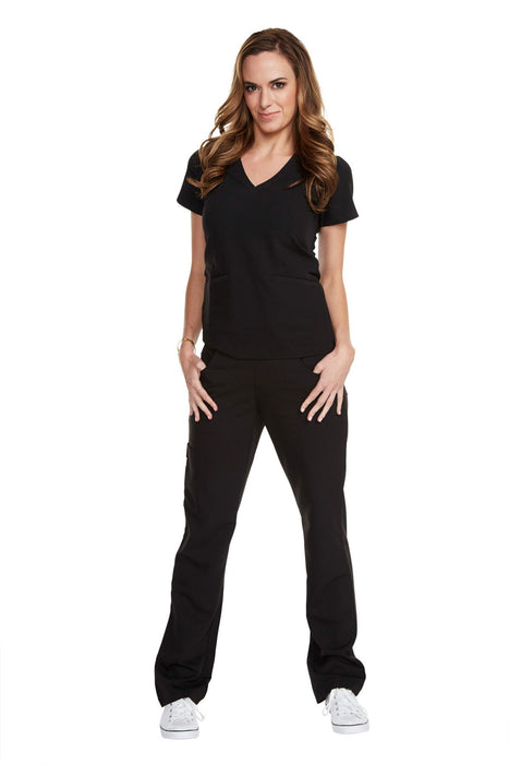 "Women's ""Yogi All Day"" Pant - Black"