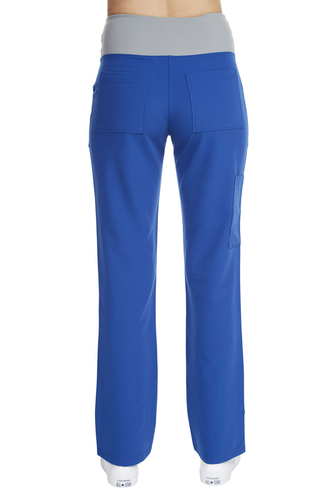 "Women's ""Yogi All Day"" Pant - Royal Blue"