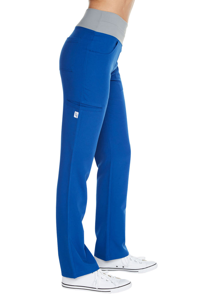 "Women's ""Cross My Hip"" Pant - Royal Blue"