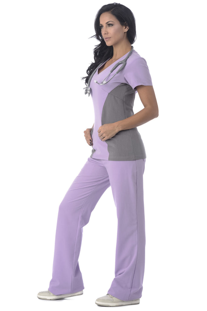 "Women's ""Cross My Hip"" Pant - Lavender"