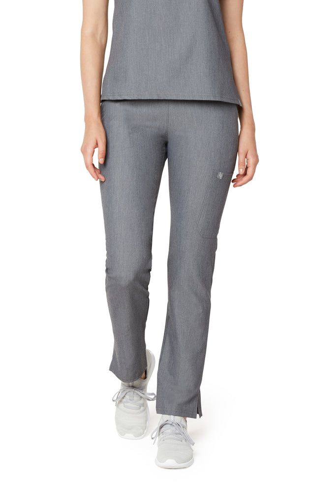"Women's ""Better than Basic"" Scrub Pant - Graphite"