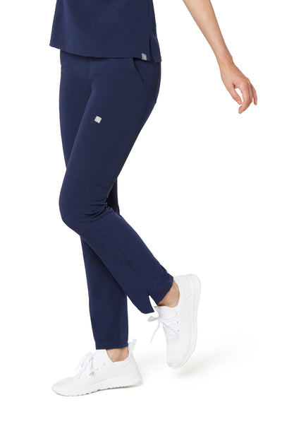 "Women's ""Better than Basic"" Scrub Pant - Navy Blue"