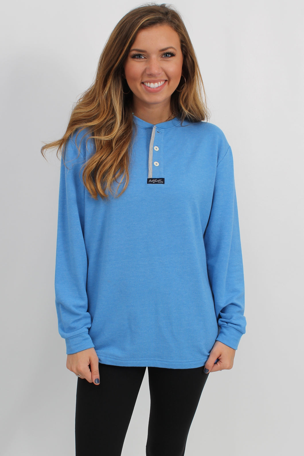 Lauren James Boyfriend Sweatshirt