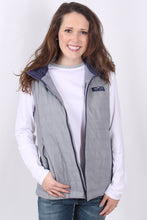 Grey Vest- Lauren James Ellison Vest Front
