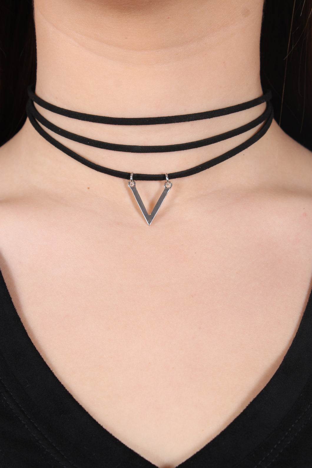 Black Necklace - Sully Choker