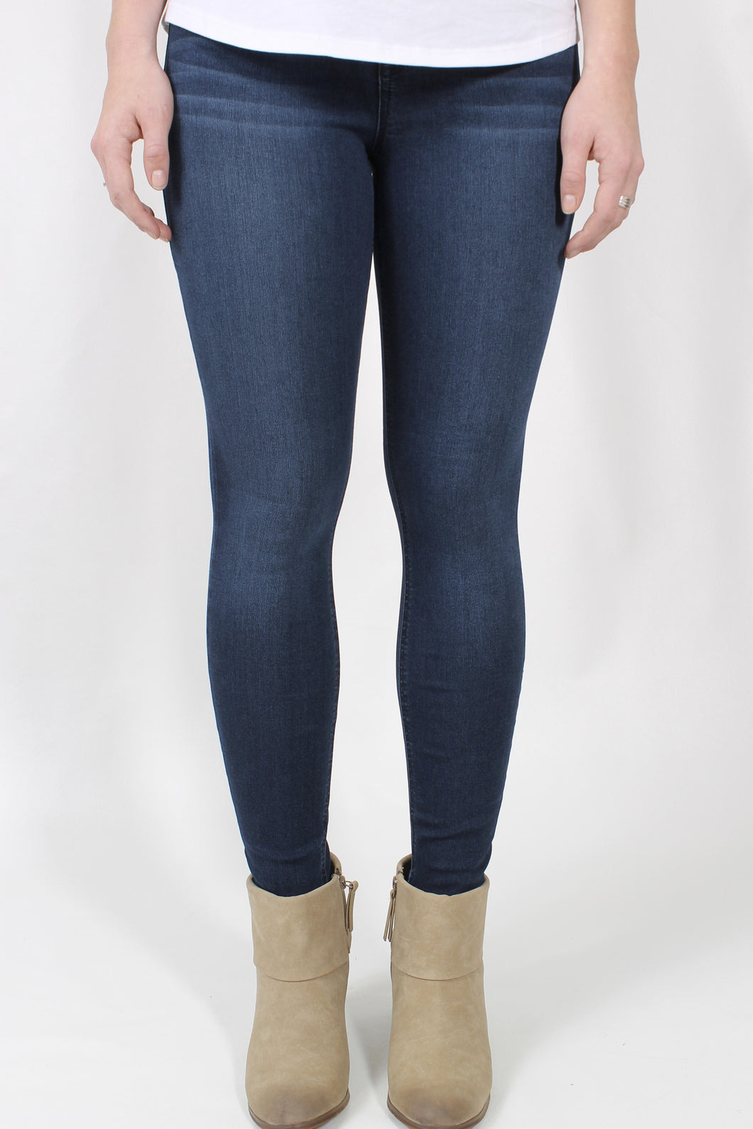 Nob Hill Jeans- Level 99 Janice Mid-Rise Ultra Skinny Front