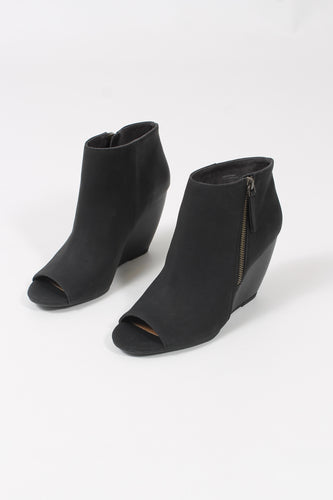 Black Wedges- BC Footwear Rebellion II
