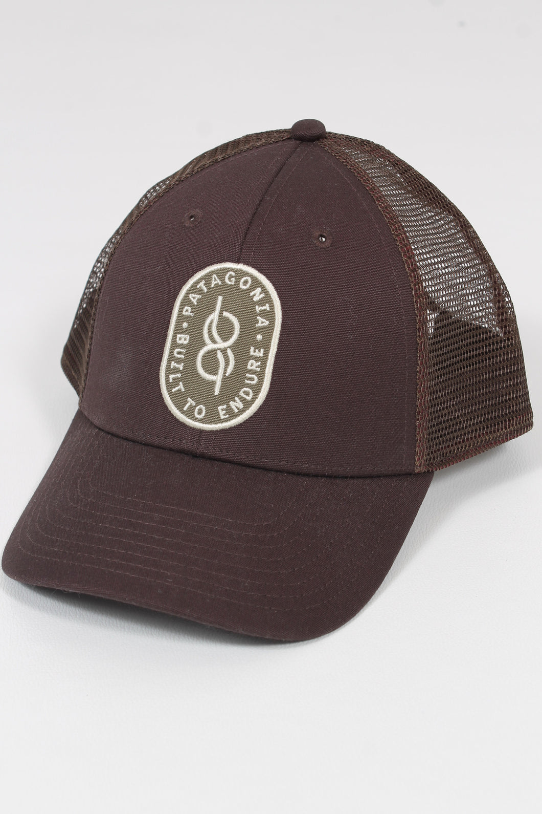 Wander Brown- Patagonia Nodded LoPro Trucker Hat
