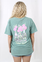 Light Green S/S- Geneologie Drink the Wild Air Tee Back