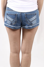 Denim Shorts- Others Follow Santiago Shorts Back