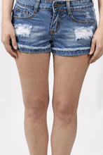 Denim Shorts- Others Follow Santiago Shorts Front