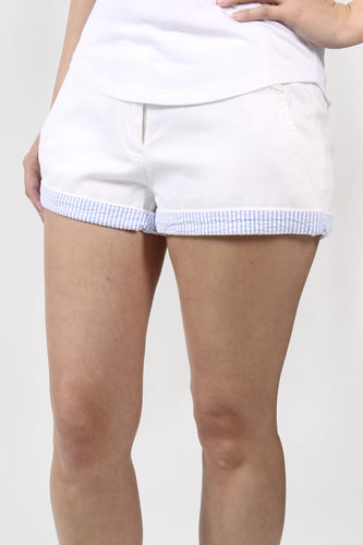 Colonial Navy Shorts- Southern Marsh Chino Brighton Short Side