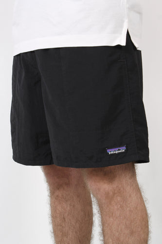 Black Shorts- Patagonia Baggies Front