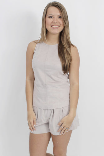 Ash Top- Gentle Fawn Sadler Top Front