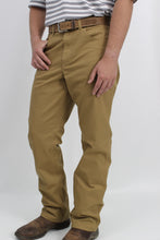 Tobacco Pants- Coastal Cotton Five Pocket Pants Front