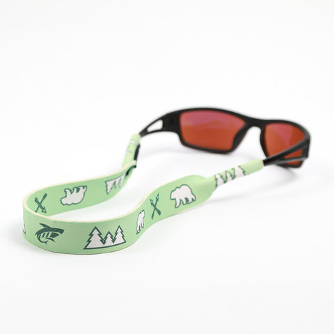 Floating Neoprene Sunglass Strap - Northwoods