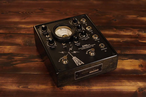 Retro Mechanical Labs The Electron Fuzz Custom CV (large format)