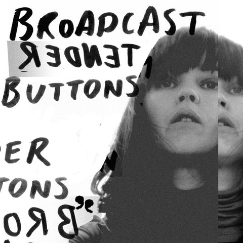 Broadcast - tender Buttons  - vinyl