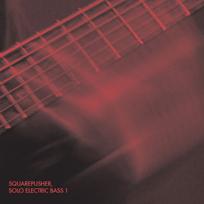 squarepusher - Solo Electric Bass CD