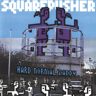 Squarepusher - Hard Normal Daddy CD