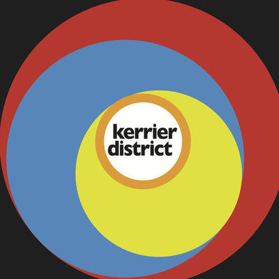 Luke Vibert Kerrier District - London Grooves - vinyl