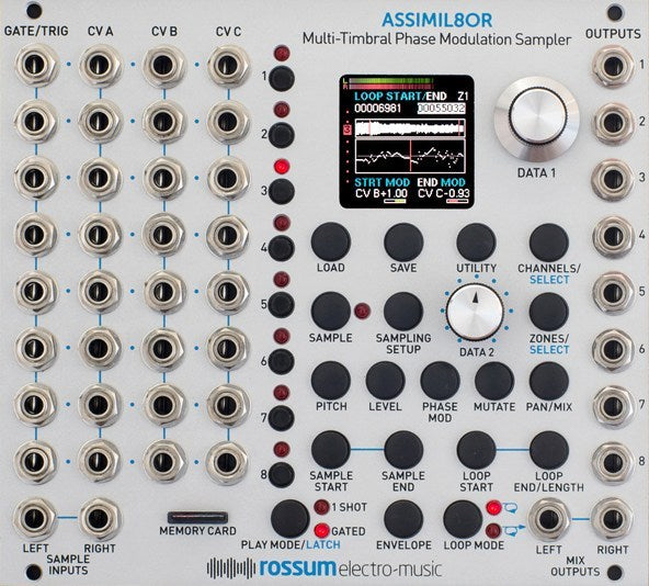 Rossum Electro ASSIMIL8OR