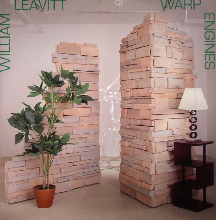 William LEAVITT - Warp Engines - Vinyl