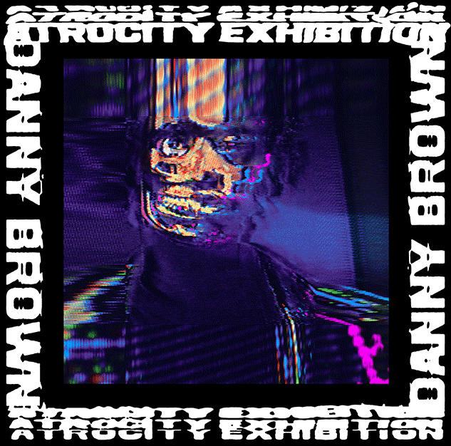 Danny Brown Atrocity Exhibition Vinyl