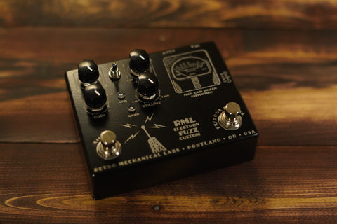 Retro Mechanical Labs Electron Fuzz Custom Mini