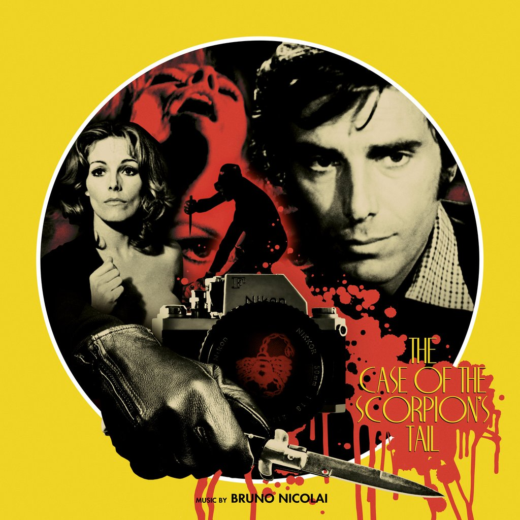The Case of the Scorpion's Tail - Original Motion Picture Soundtrack 2XLP By Bruno Nicolai