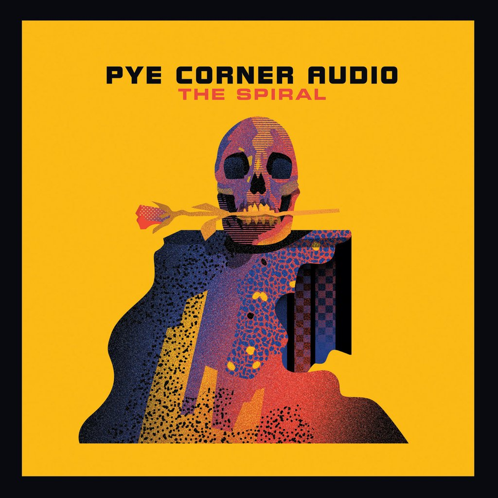 The Spiral EP by Pye Corner Audio By Pye Corner Audio