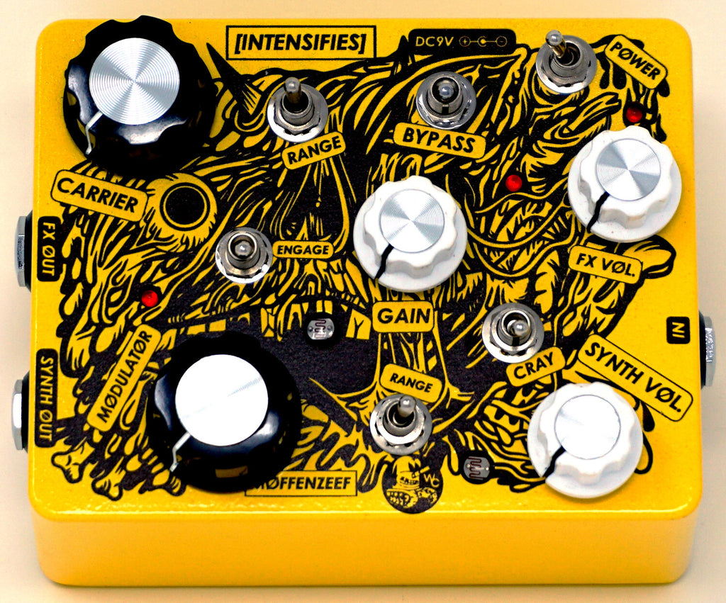 Moffenzeef Intensifies/Wooden Cyclops Yellow Edition