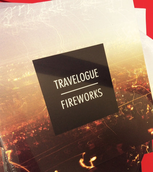 Travelogue - Fireworks LP