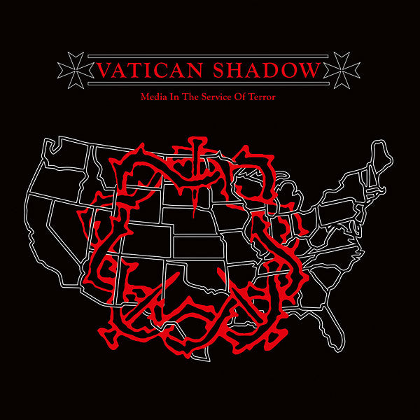 Vatican Shadow - Media in the Service of Terror LP Vinyl